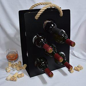 """Ekskluzywny stojak na wino """"Merlot"""""""