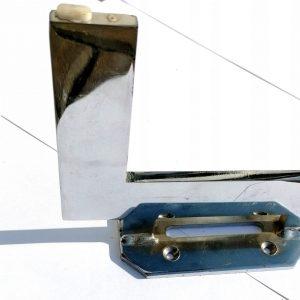 Nóżka metalowa meblowa BARI