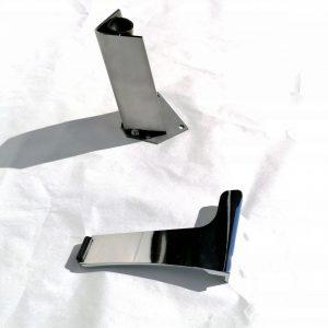 Nóżka metalowa meblowa PIZA